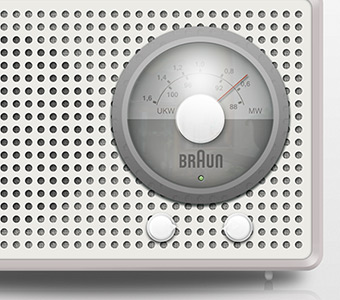 Braun RT-20 and SK2 Icon Design