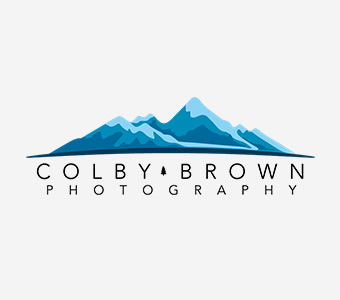 Colby Brown Photography Graphic and Web Design