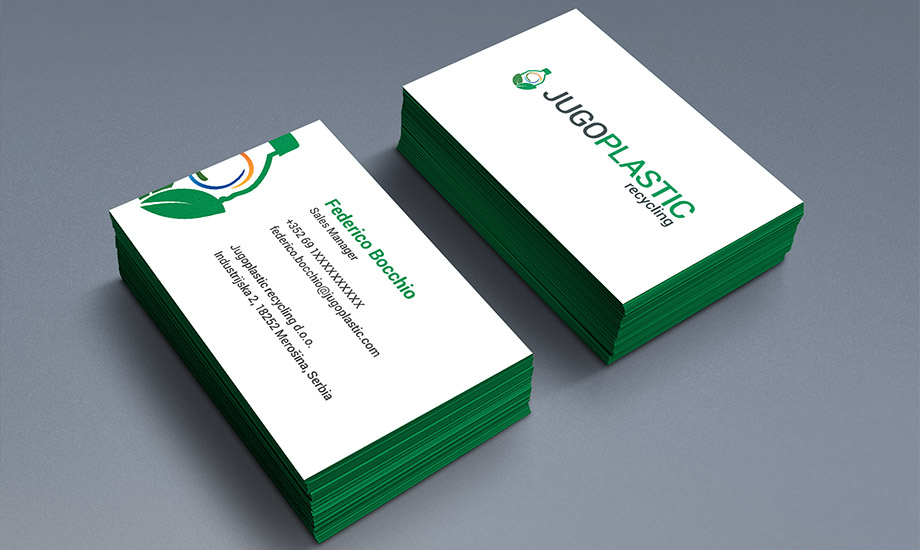Business Cards Made From Recycled Plastic Image collections - Card ...