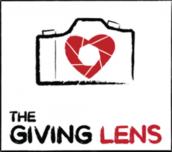 The Giving Lens Web Design