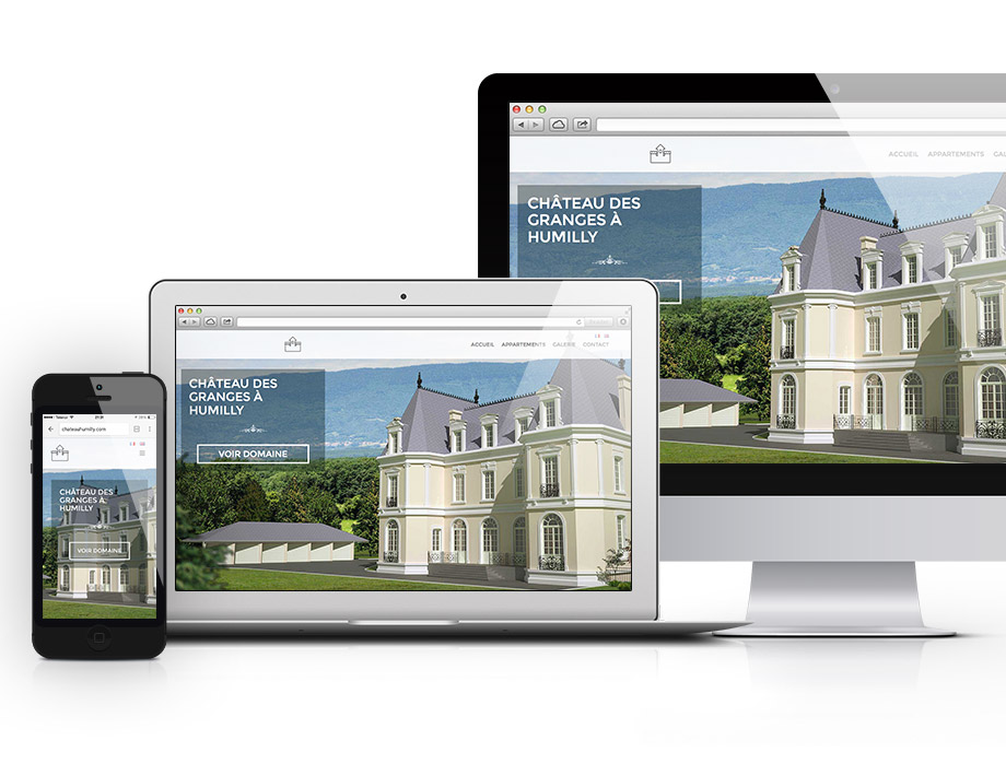 Zana Real-Estate Webdesign
