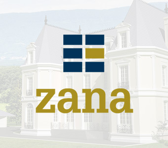 Zana Real-Estate Web Design